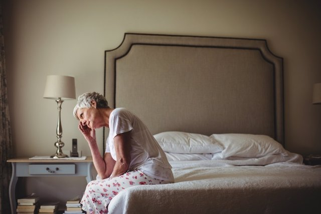 Mulher, fibromialgia