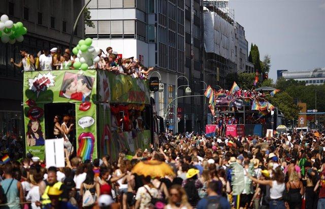 Festival LGBTI en Berlín - julio 2018