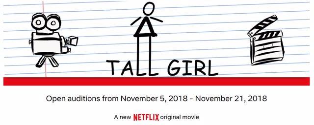 Resultado de la imagen para tall girl netflix