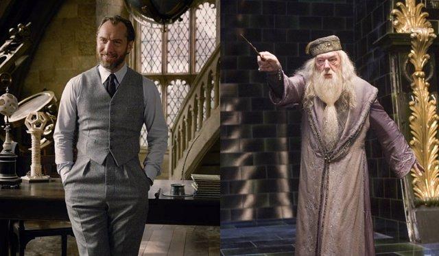 dumbledore de joven
