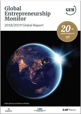 Pportada Informe Mundial GEM