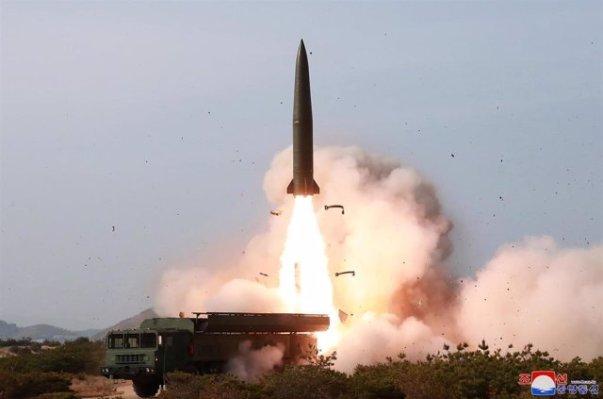 Resultado de imagen para corea del norte misiles
