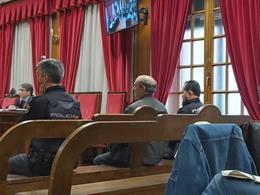 Juicio en la Audiencia de Ourense por intento de homicidio.