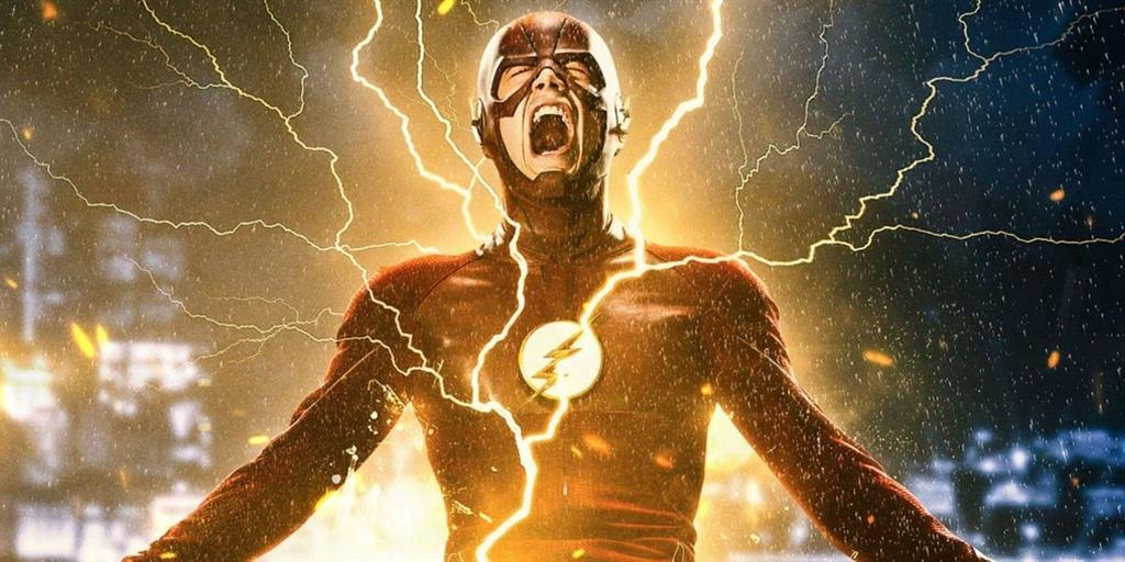 Cw Flash Season 1