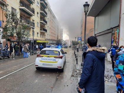 Explosión en Madrid | Directo: La explosión afectó a varias plantas donde vivían sacerdotes y no al geriátrico anexo