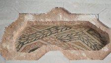 Nuevo Mosaico Encontrado  En La Villa Romana De La Olmeda