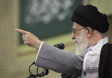 El líder supremo iraní, el gran ayatolá Alí Jamenei