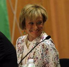 La exvicepresidenta primera del Gobierno, María Teresa Fernández de la Vega