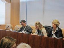 Comisión De Educación En La Asamblea De Madrid