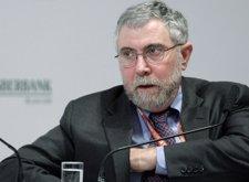 El Economista Estadounidense Paul Krugman, Nobel De Economía En 2008