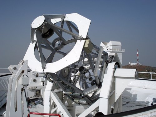 telescopio solar canarias