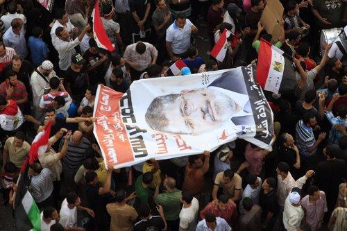 Carte de Mohamed Mursi