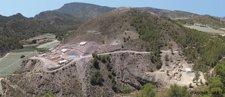 Yacimiento De La Bastida En Murcia