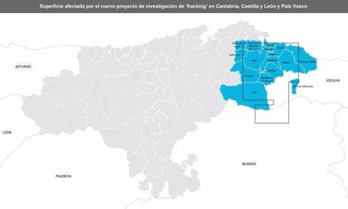 Municipios afectado por el nuevo permiso 'Galileo'