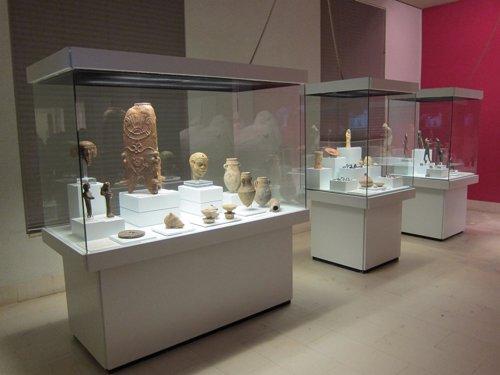 Nuevas piezas arqueológicas en el Museo Provincial