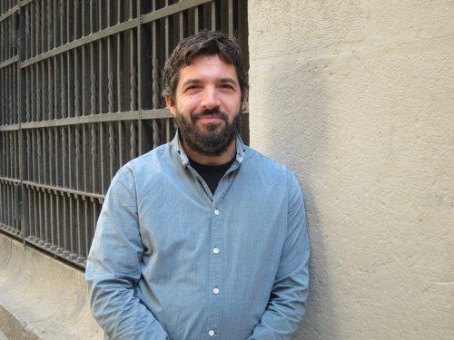 Escritor Jordi Tomàs