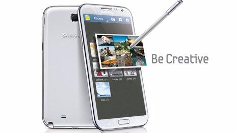 Galaxy Note II www.Europapress.Com/portaltic
