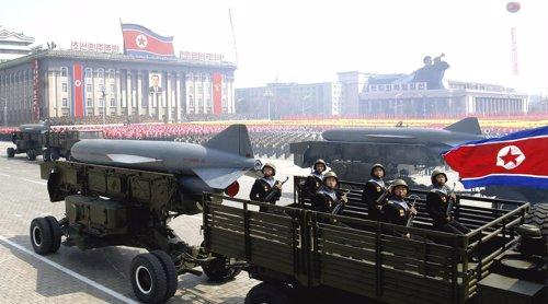 Armamento De Corea Del Norte