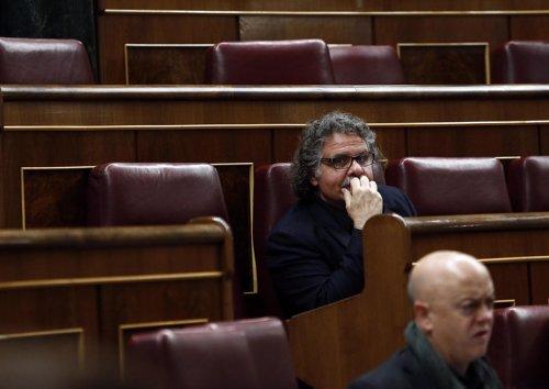 Diputado de ERC Joan Tardà