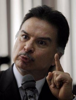 Ex Presidente De Guatemala, Alfonso Portillo