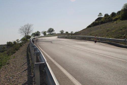 Tramo de la carretera A-315