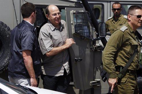 Ministro de Defensa de Israel, Moshe Yaalon