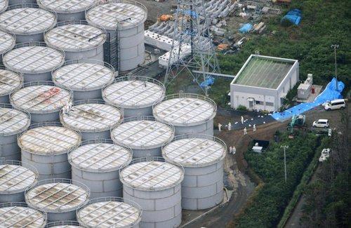 Imagen de archivo de la planta nuclear de Fukushima Daiichi en Fukushima, Japón,