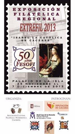 Cartel De Extrefil 2013 En Cáceres