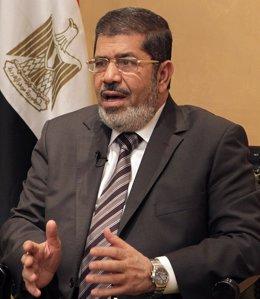 Mohamed Mursi Egipto