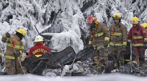 Incendio en residencia de ancianos de Québec, Canadá