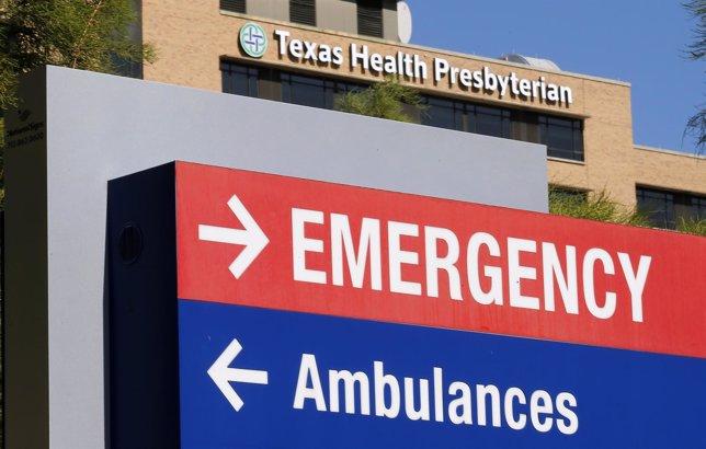 Hospital Presbiteriano de Texas, en Dallas