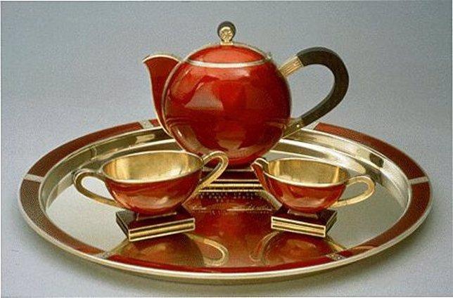 Juego de té / Wikipedia