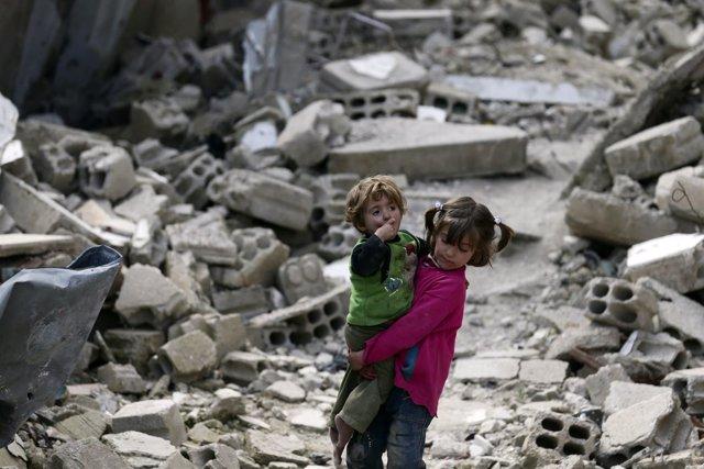 Resultado de imagen para guerra civil en siria actualmente