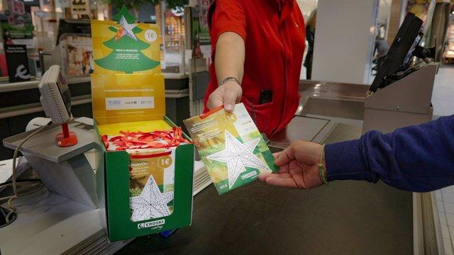 Nota De Prensa: A Campaña Estrelas Solidarias De Eroski Supera Xa Os 50.000 Euro