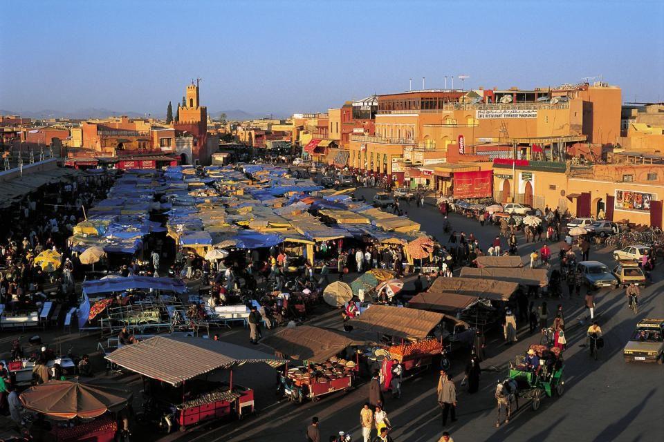 Faire appel à l'expertise d'opérateurs de référence comme à Marrakech