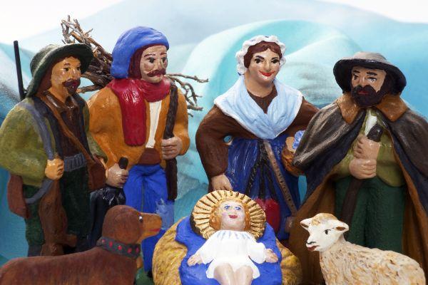 Risultato immagine per santons francesi foto