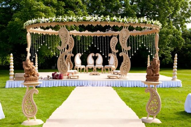 Ceremony In Hampton Court