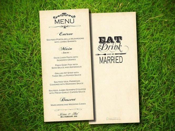 What Is The Standard Wedding Invitati