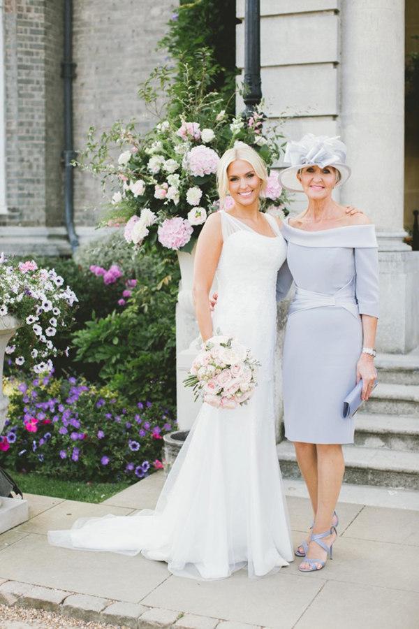 Wedding Attire Grandmother Bride