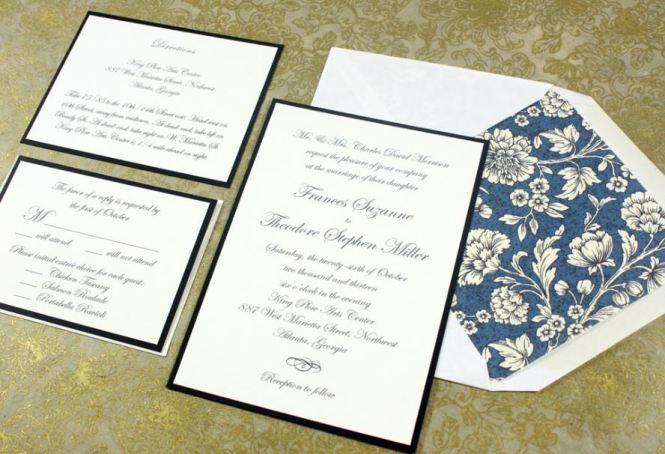 Wedding Invitation Wording Examples In Various Styles