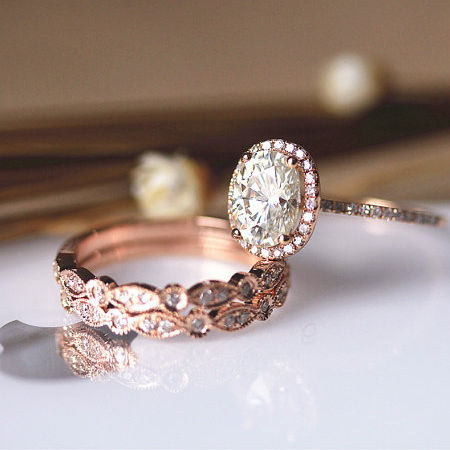 Blake Livelys Engagement Ring Get The Look EverAfterGuide