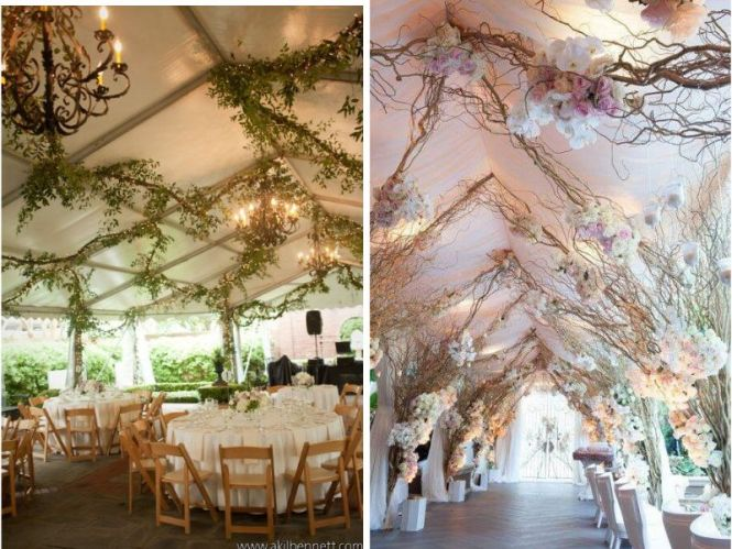 Ceiling Lanterns Decorations For Weddings