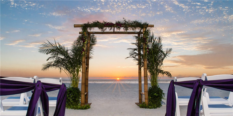 Outdoor Places Get Married