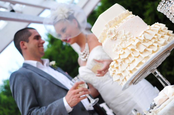 Shoud I Cut the Wedding Cake Before or After First Dance         you do your cake cutting before or after first dance  This article will  help you work out a good flow for your reception and ensure a memorable  time for