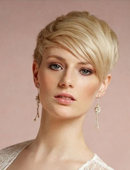 Image Result For Short Hairdos With Bangs