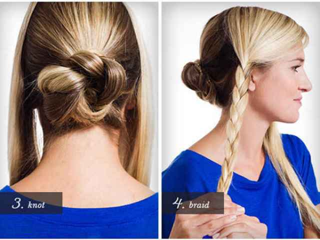 10 easy wedding updo hairstyles with steps - everafterguide