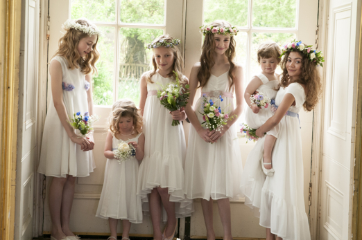 Differences Betweeen Bridesmaid And Flower Girl