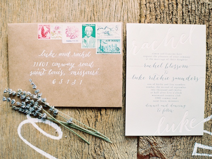Do You Send Wedding Invitations To The Bridal Party