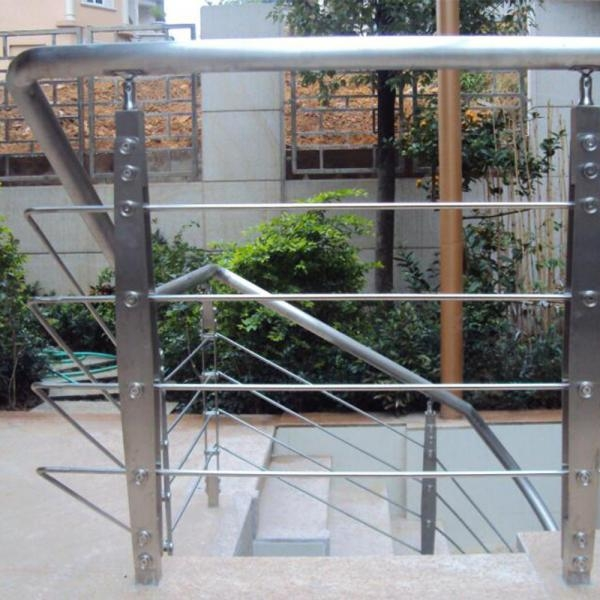 Best Quality S S Solid Rod Bar Railing Price Balcony Stainless | Stainless Steel Handrails Price | Balcony Railing Designs | Modern Balcony | Wrought Iron | Staircase Handrail | Steel Staircase Railing