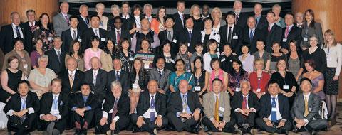 Cornerstone Pekín 2012